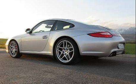 Jazda na Porsche 911 Carrera 4S s inštruktorom. BA, NR, ZA, KE