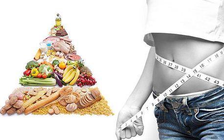 3x nebo 5x analýza těla a sestavení jídelníčku v nutriční poradně NutriVita v Brně