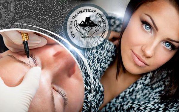 Permanentní make up včetně konzultace odstínů! Na výběr horní či dolní oční linky, obočí a kontura rtů!