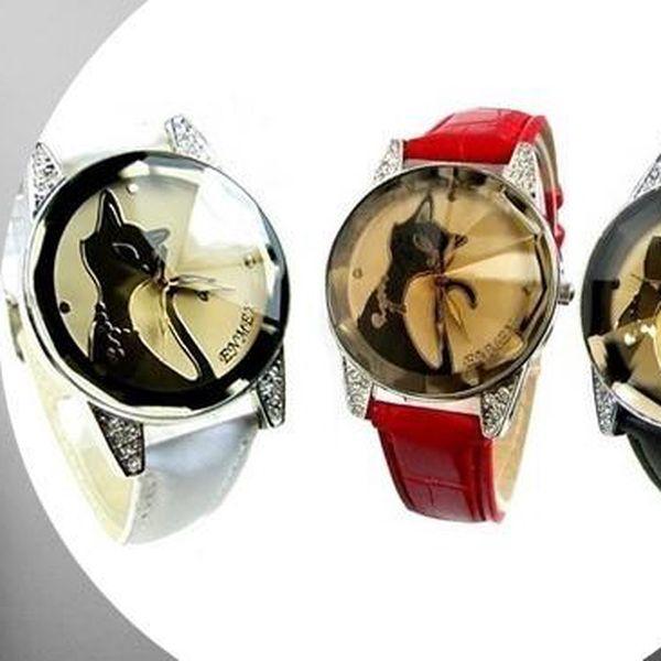 Luxusní dámské Enmex hodinky