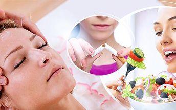 Přestaňte kouřit a zbavte se chuti k jídlu! Tradiční čínská medicína - akupunktura! 6 týdnů působení!