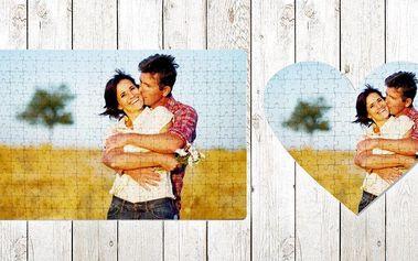 Poskládejte si puzzle s vlastní fotkou