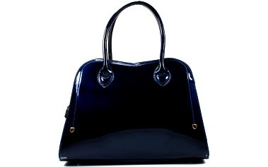 Tmavě modrá kabelka 16512BL UNI