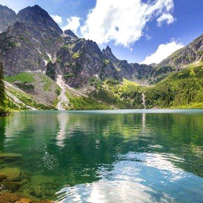 Vysoké Tatry s polopenzí pro dva