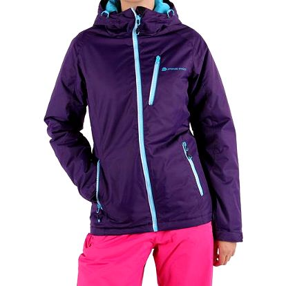 Dámská lyžařská bunda Alpine Pro