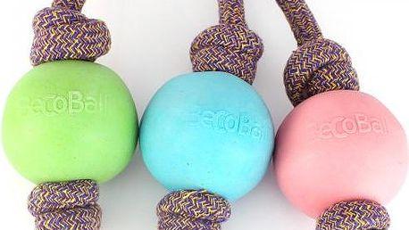 Beco Rope Ball Large modrý
