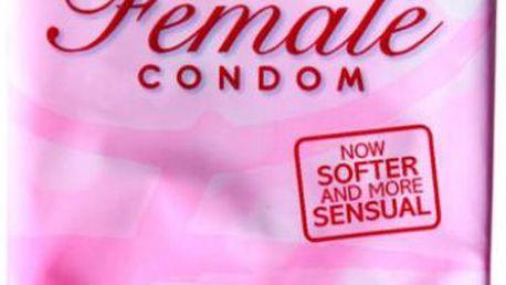 Pasante ženský kondom