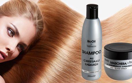Regenerační vlasová kosmetika Bio Oil