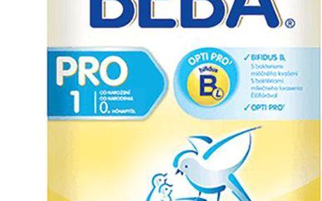 6x Nestlé BEBA 1 PRO (600g)