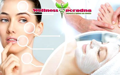Luxusní ošetření pleti přírodní kosmetikou NouriFusion vč. liftingu a možnosti jídelníčku na 3 měsíce.
