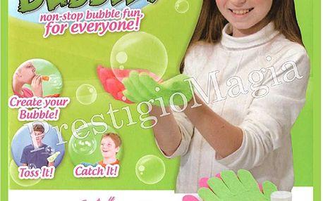 Juggle Bubble - Dotykové bubliny