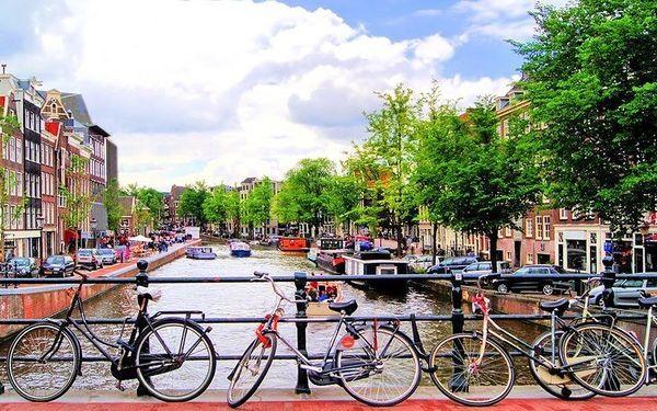 Výlet do Amsterdamu a ochutnávka sýrů