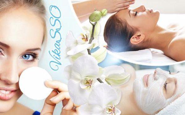 Luxusní kosmetické ošetření pro všechny typy pleti s možností diamantové mikrodermabraze v Praze.
