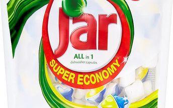 Jar All in 1 Kapsle do automatické myčky nádobí 104 kapslí 1690 g
