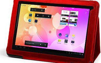 Pouzdro na tablet MP man MPS 10, červené