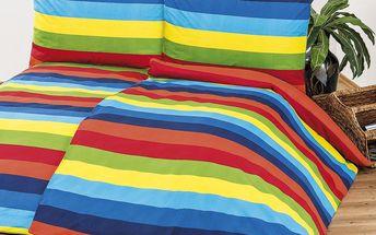 4Home Bavlněné povlečení Stripes