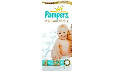 Pampers Premium Care Pleny 4 Maxi 52 ks