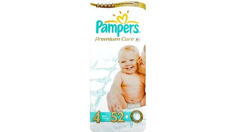 Pampers Premium Care Pleny 4 Maxi 52 ks