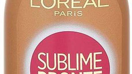 L'Oréal Paris Sublime Bronze Samoopalovací mléko na obličej a tělo 150ml