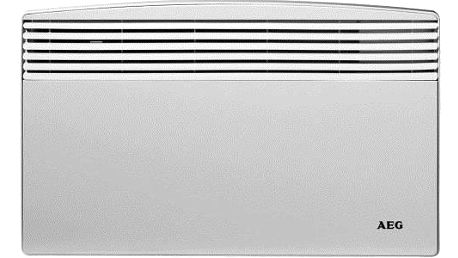 AEG-HC WKL 753 U bílý