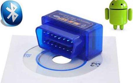 Praktická diagnostika motora pre každého šoféra. Bluetooth diagnostika motora.