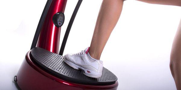 Shazujte kila díky cvičení Vibrostation
