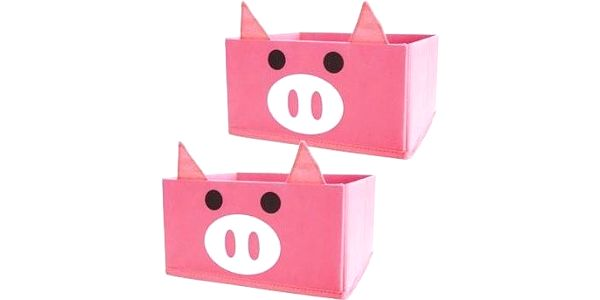 Sada 2 organizérů Pigs