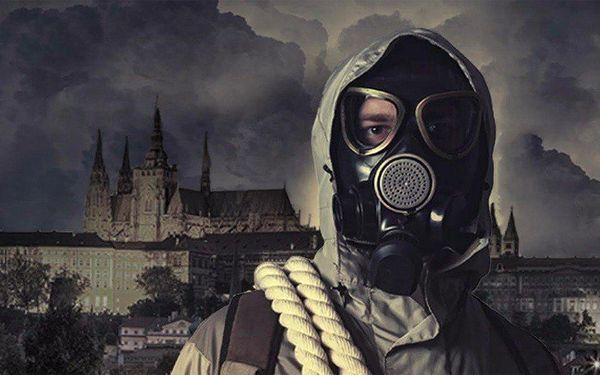 Úniková hra Nukleární Bunkr od Breakout Prague