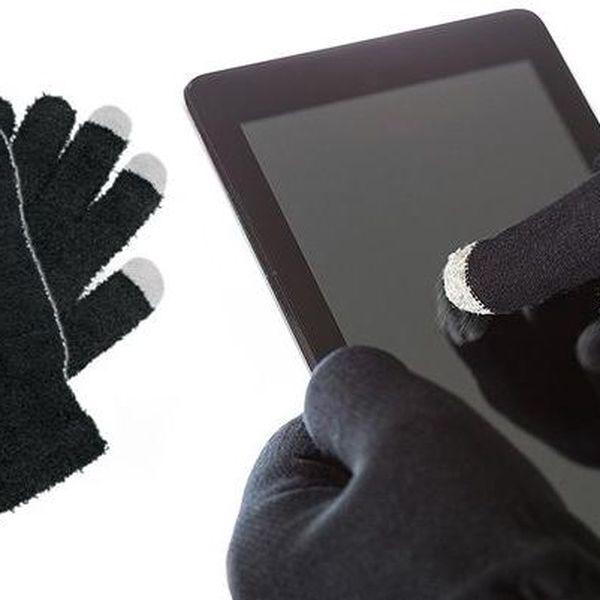 Rukavice pro snadné ovládání všech dotykových displejů