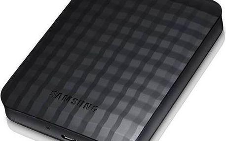 Samsung M3 Portable 500GB (STSHX-M500TCB) černý