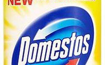 Domestos 24H Plus Tekutý desinfekční a čisticí přípravek Citrus 750 ml