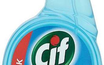 Cif Okna a sklo čisticí sprej 750 ml