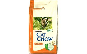 Purina Cat Chow Adult Chicken&Turkey 1,5 kg