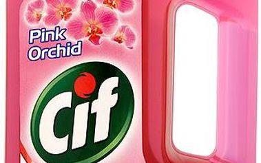 Cif Brilliace Pink Orchid univerzální čisticí přípravek 1000 ml