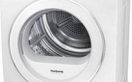 Samsung DV80F5E5HGW bílá + Doprava zdarma