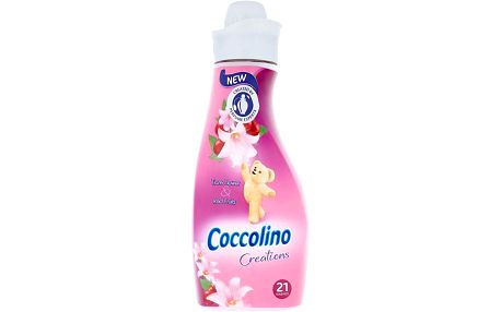 Coccolino Creations Tiare flower & red fruits 21 praní 750 ml