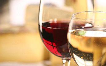 Vinařský pobyt s degustací i neomezenou konzumací