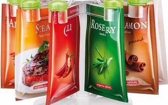Tescoma Season Násypky pro sáčky s kořením 12 ks,