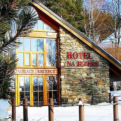 Zimní Lipno s výhodnými skipasy na Hochficht