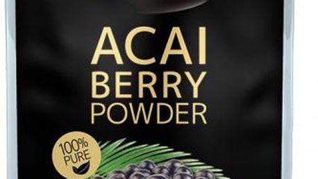 Acai Berry prášek 50 g - nadopujte se energií!