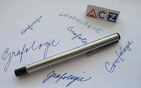 Víkendový kurz Grafologie v Praze