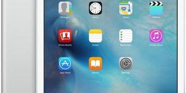 Apple iPad mini 2 s Retina displejem 16 GB (ME279SL/A) stříbrný + Doprava zdarma