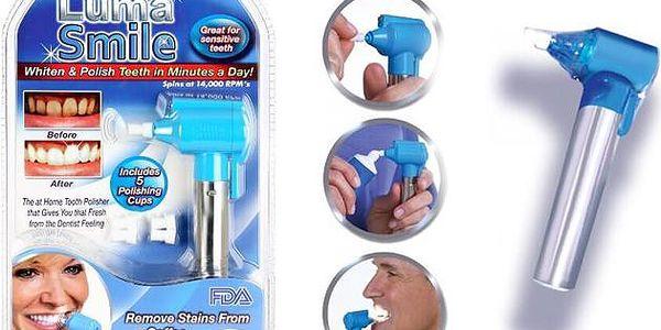Luma Smile - Přístroj na domácí bělení zubů.
