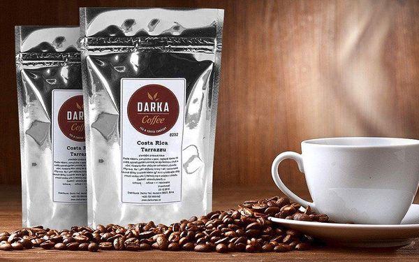 Čerstvě pražená plantážní káva