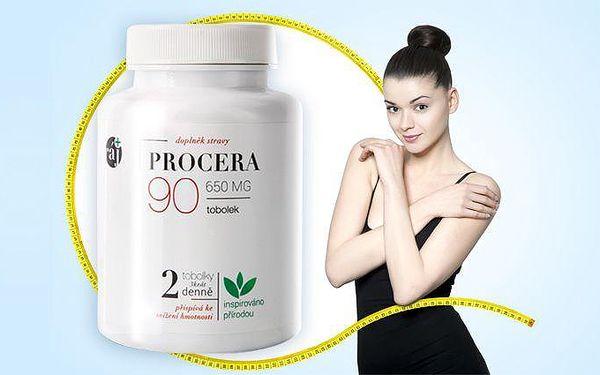 90 tobolek Procera na podporu zdravého hubnutí