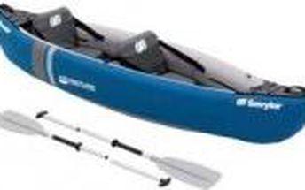 Kanoe ADVENTURE KIT 2 místná SEVYLOR 2000009548