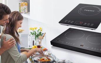 Moderní indukční vařiče nejen na chatu