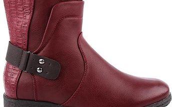 Dámské kotníkové boty 6033-3BUNG 38