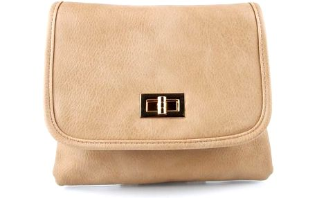 Béžová kabelka 16122SOIL UNI
