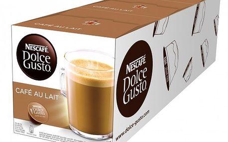 Nescafé Dolce Gusto CAFE AULAIT 3balení